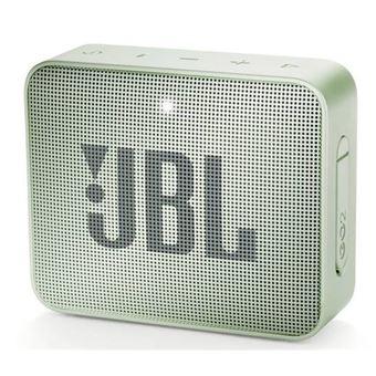 Coluna Portátil JBL GO 2 Verde