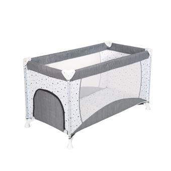Schardt 13 805 cama de viagem de bebé Cinzento, Branco