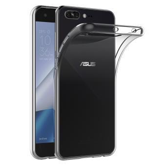 Capa Advansia para Asus Zenfone 4 Max ZC520KL protetor TPU Ultra Fino Silicone Jelly Transparente