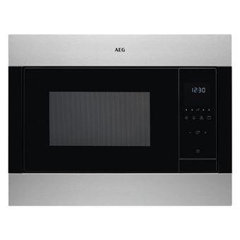 Micro-ondas AEG MSB2548C-M Micro-ondas grill Interno 23l 900W Preto, Inox