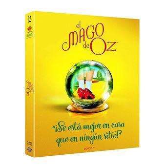 The Wizard of Oz / El Mago De Oz Blu-Ray- Iconic (Blu-ray)