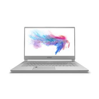 """Portátil MSI P65 8RE-005ES Creator i7 SSD 1024GB 15.6"""""""" Cinzento"""