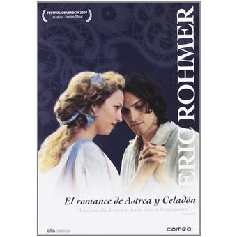 El Romance De Astrea Y Celadón / Les Amours D'Astrée Et De Céladon