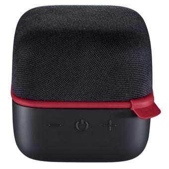 Hama Cube 5 W Alto-falante mono portátil Preto, Vermelho