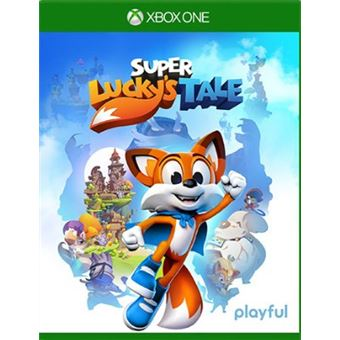 Super Lucky?s Tale Xbox One