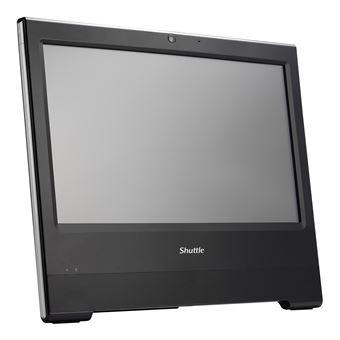 Desktop All-in-one Shuttle X5063XA i3 2,40 GHz 8GB SSD 120GB Preto