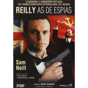 Reilly As De Espias / Reilly: Ace Of Spies