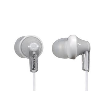 Auriculares Panasonic RP-HJC120 Branco