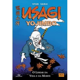 Usagi Yojimbo. O Limiar da Vida e da Morte - Volume 3