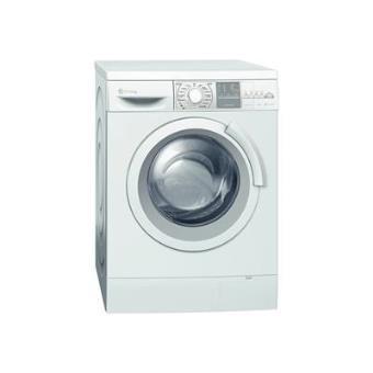 Máquina de Lavar Roupa Carga Frontal Balay 3TS84122A 8Kg A+++ Branco
