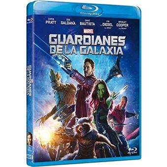 Guardians of The Galaxy / Guardianes De La Galaxia (Blu-ray)