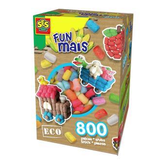 FunMais SES Creative 6334967 800 Peças Multi cor
