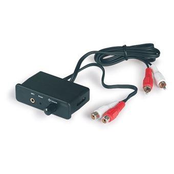 Pré-amplificador Fonestar TC-46 CD MP3