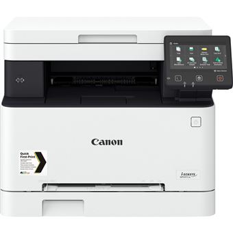 Impressora Multifunções Laser Cor Canon i-SENSYS MF641Cw Wi-Fi Preto