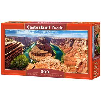 Puzzle Castorland Horseshoe Bend, Glen Canyon, Arizona 600 pcs 600peça(s)
