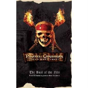 Disney Pirates of the Caribbean Book of Film (Disney Novelisation)