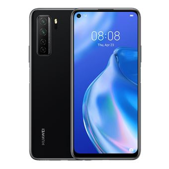 Smartphone Huawei P40 lite 5G | 6 GB | 128 GB | Dual SIM híbrido | Preto
