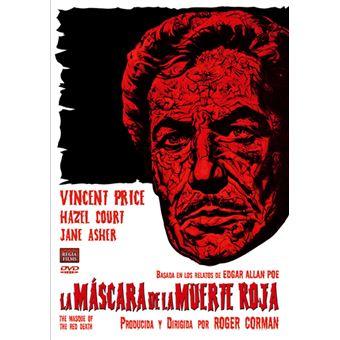 The Masque Of The Red Death – La máscara de la muerte roja