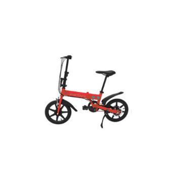 """smartGyro E-Bike Vermelho 16"""" 19000g Lítio SG27-095"""