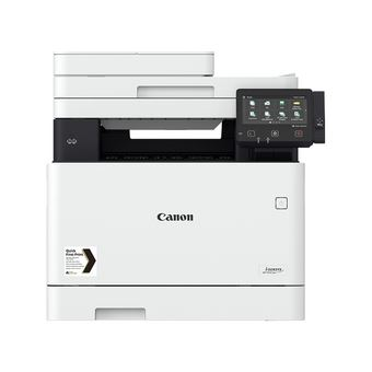 Impressora Multifunções Laser Cor Canon i-SENSYS MF744Cdw Wi-Fi Preto