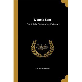 loncle Sam Paperback -