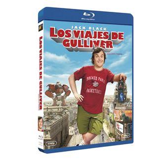 Los Viajes De Gulliver Blu-Ray / Gulliver'S Travels