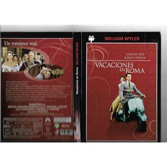 Roman Holiday (1953) / Vacaciones en roma (DVD)