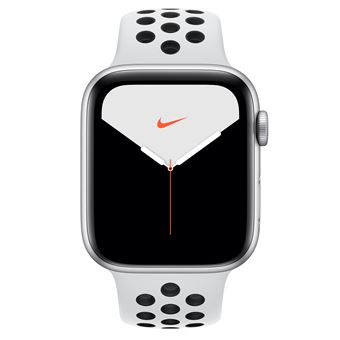Smartwatch Apple Watch Nike Series 5 Prateado