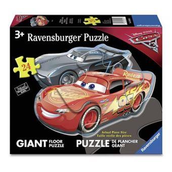 Puzzle Ravensburger Cars 3 24 Peças
