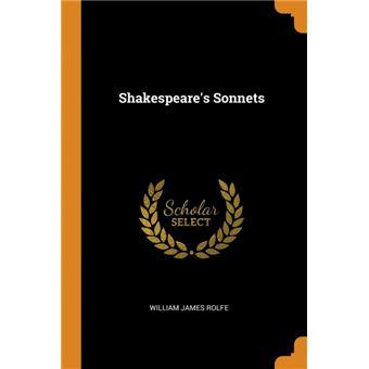 shakespeares Sonnets Paperback -