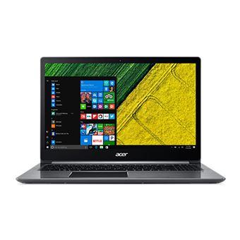"""Portátil Acer SF315-41-R69U 2500U SSD 256GB 15.6"""" Cinzento"""
