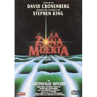 La zona muerta / The Dead Zone (DVD)