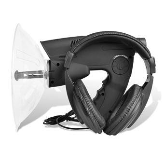 Amplificador de Som vidaXL para Escutar e Observar