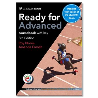 ready for advanced (student?s with key + codigo ebook pack 2016