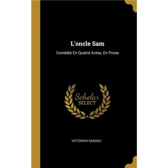 loncle Sam Hardcover