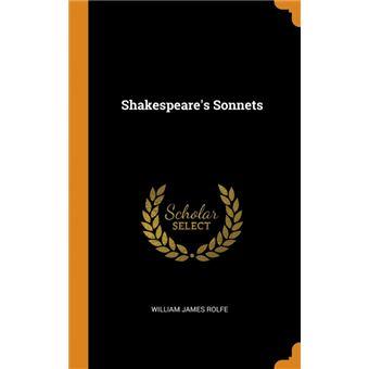 shakespeares Sonnets Hardcover