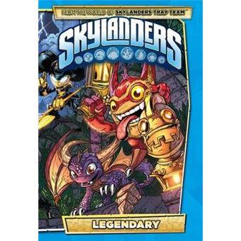 Skylanders: Champions - Hardback - 2015