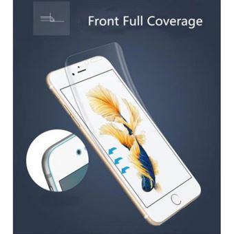 Película de Protecção de Ecrã Lmobile Full Cover em Gel / TPU para iPhone 7 / iPhone 8