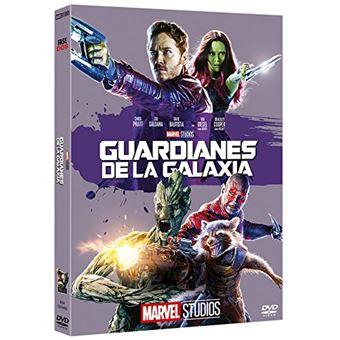 Guardianes De La Galaxia - Edición Coleccionista / Guardians of The Galaxy (DVD)