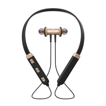 Auriculares Bluetooth wireless Arzopa BT-32 TWS Dourado