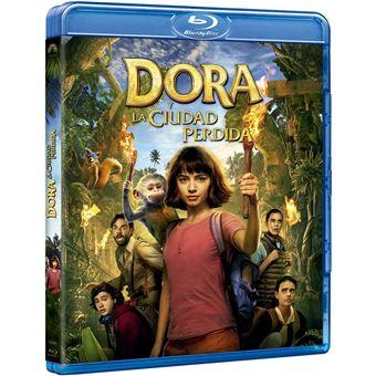 Dora and the Lost City of Gold / Dora y la Ciudad Perdida (Blu-ray)