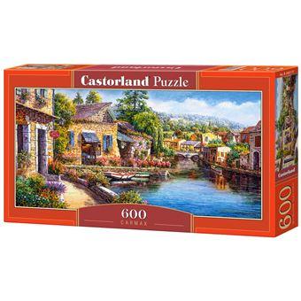Puzzle Castorland Carmax 600 Peças