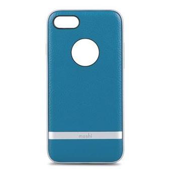 Capa Moshi Napa para iPhone 8/7  Marine Azul