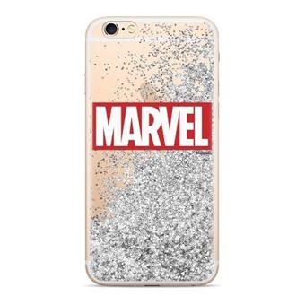 Capa LMobile Traseira Liquida Marvel para Apple Iphone 11