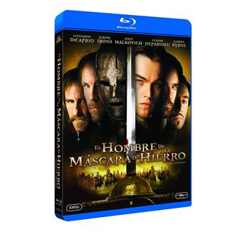 The Man in the Iron Mask (1998) / El hombre de la máscara de hierro (Blu-ray)