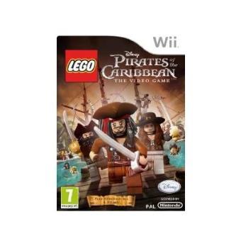 LEGO Pirates of the Caribbean (Nintendo Wii) [importação do Reino Unido]