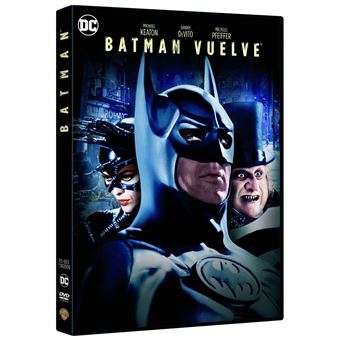 Batman Returns / Batman Vuelve (DVD)