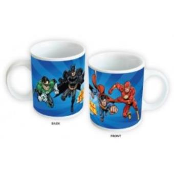 Caneca Justice League Logotipo