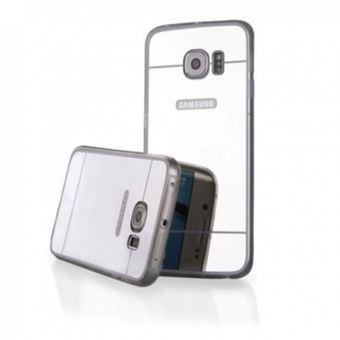 Capa Lmobile em Gel Mirror para Samsung Galaxy S7 Prateado