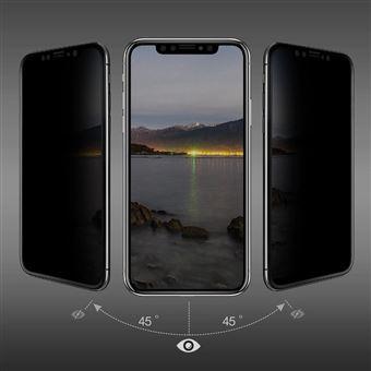 Película de Vidro Phonecare Anti-Spy para para iPhone X / Xs